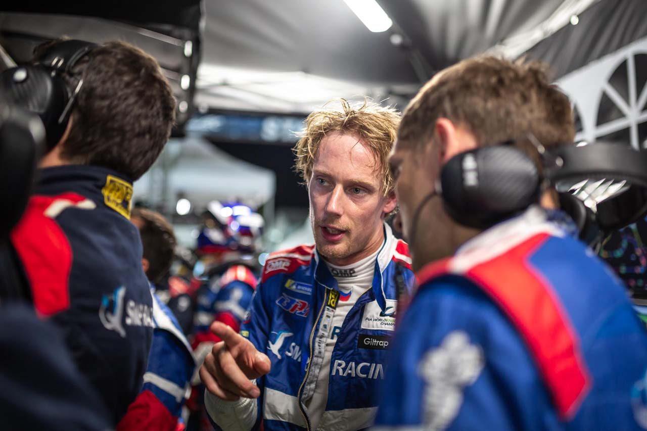 WECとIMSAでダブル表彰台獲得のハートレー、元耐久王もさすがに「疲労困憊」