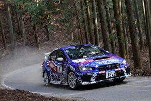 ラリー/WRC | 新井敏弘/田中直哉(スバルWRX STI)