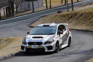 ラリー/WRC | 勝田範彦/石田裕一(スバルWRX STI)