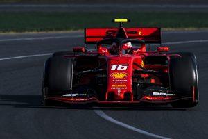F1 | フェラーリF1代表、開幕戦でのルクレールを称賛。「全体的に見て素晴らしかった」