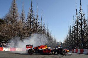 F1 | 【動画】F1マシンが神宮外苑を疾走したレッドブルF1のイベント、ダイジェスト動画公開