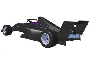 海外レース他   童夢、リージョナルF3向け新型シャシー『DOME F111/3』の開発に着手