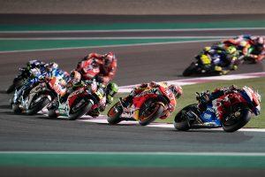 MotoGP | 右足首が70%しか動かない状態で開幕戦カタールGPの決勝レースに挑んだカル・クラッチロー(LCRホンダ・カストロール)