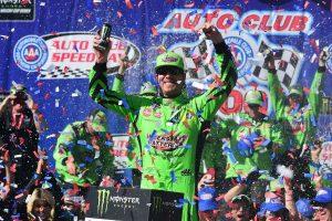 海外レース他 | NASCAR第5戦:トヨタのカイル・ブッシュが圧倒して2連勝。NASCAR通算200勝を達成