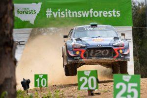 ラリー/WRC | ヘイデン・パッドンは2018年のラリー・オーストラリアで総合2位を獲得している
