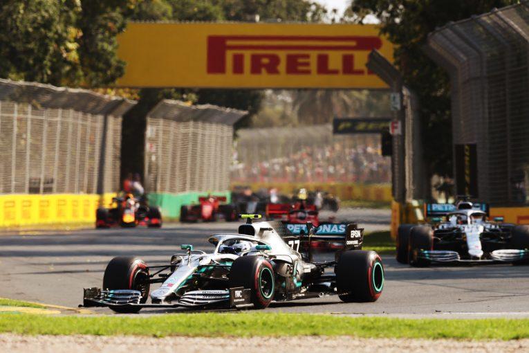 F1 | F1オーストラリアGPでのボッタス優勝の要因は「スタート手順の早さと彼の努力」とロズベルグ