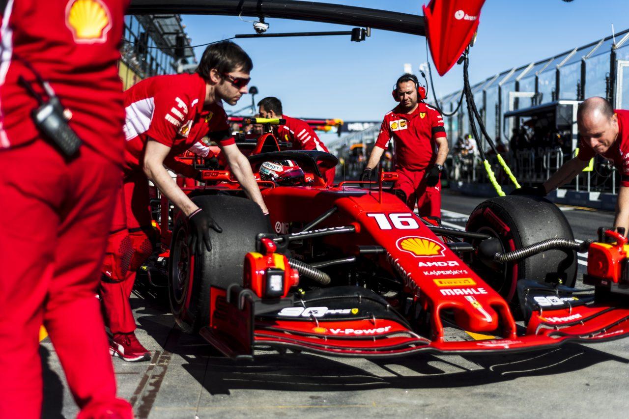 2019年F1オーストラリアGP