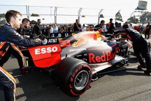 F1 | 2019年F1第1戦オーストラリアGP マックス・フェルスタッペン(レッドブル・ホンダ)