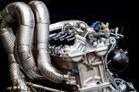 DTM:アウディ、2019年導入の2リットル直4ターボエンジンを公開。最大出力は610馬力以上
