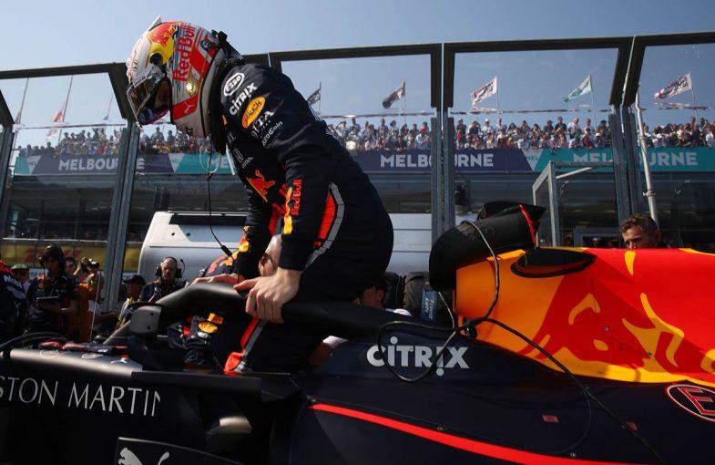 F1 | 速さに加えクレバーな戦い方を身につけたフェルスタッペン【今宮純のF1オーストラリアGP採点】