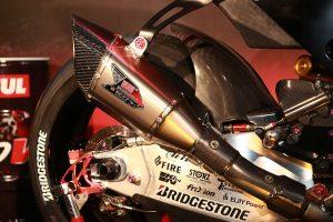 MotoGP | ヨシムラのスズキGSX-R1000R エキゾースト