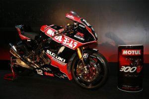 MotoGP | 2019年の全日本ロードJSB1000クラスを戦うヨシムラのスズキGSX-R1000R