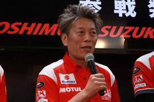 MotoGP | 加賀山就臣(ヨシムラスズキMOTULレーシング)