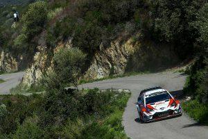 ラリー/WRC | ツール・ド・コルスでは岩肌がむき出しのツイスティな道を走る(写真は2018年大会)