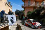 ラリー/WRC | WRC:トヨタ、選手権首位で第4戦ツール・ド・コルスへ。「過去、もっとも苦手にしていた」とタナク