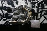 昨年展示されたVツインエンジン Studymodelを元に生み出された大排気量の2000ccエンジンの『MUGEN Vツインエンジン Concept』