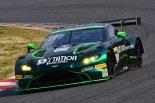 D'station Racingがピレリスーパー耐久シリーズに投入したアストンマーティン・バンテージGT3
