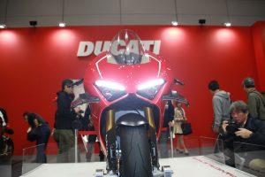 MotoGP | パニガーレV4 Rなど注目モデルがお目見え/2019年東京モーターサイクルショートピックス