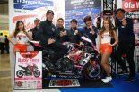 MotoGP | Team BabyFaceが2019年の鈴鹿8耐参戦体制を発表。俳優の斉藤祥太さんもチームを応援