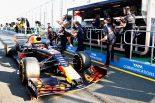 F1 | レッドブル・ホンダのフェルスタッペン、表彰台獲得も冷静「喜ぶのは早い。真の序列はまだ分からない」