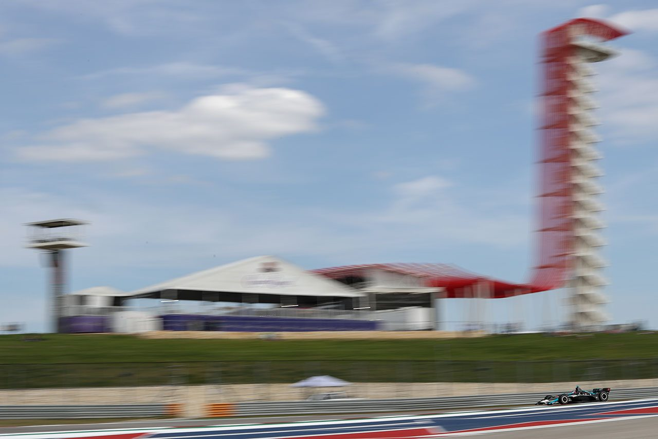 【順位結果】インディカー・シリーズ第2戦サーキット・オブ・ジ・アメリカズ決勝レース