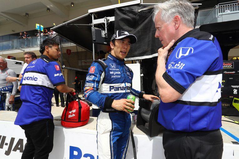 海外レース他   インディ第2戦COTAで今季初入賞に安堵の佐藤琢磨「まだスピードが足らない」