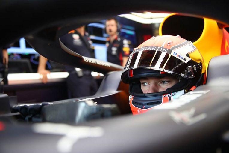 F1 | 【レッドブル・ホンダF1/ガスリー密着】海外では早くもガスリーの将来性を疑問視。目標の修正は弱気の表れか