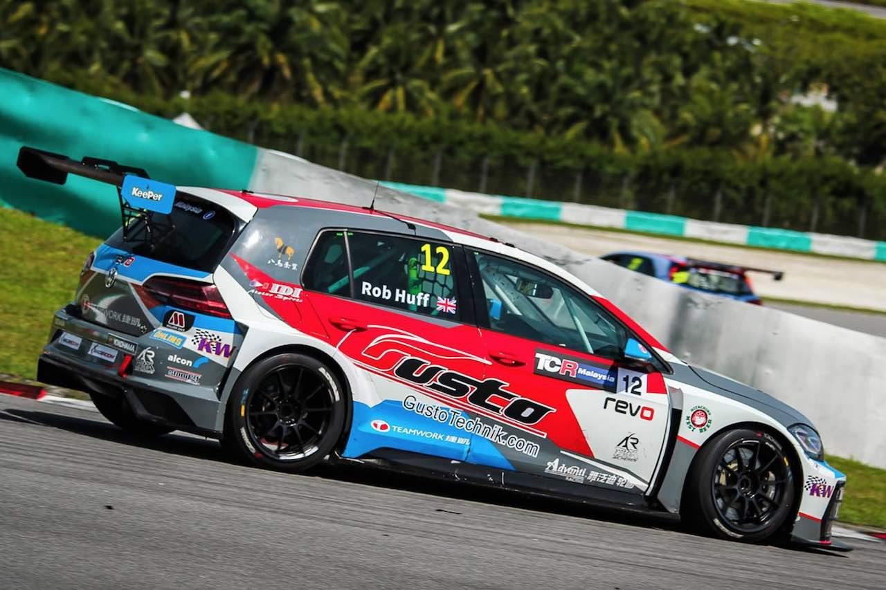 TCR UK:ロブ・ハフが自らの名を冠したチームを創設。VW2台体制で参戦へ