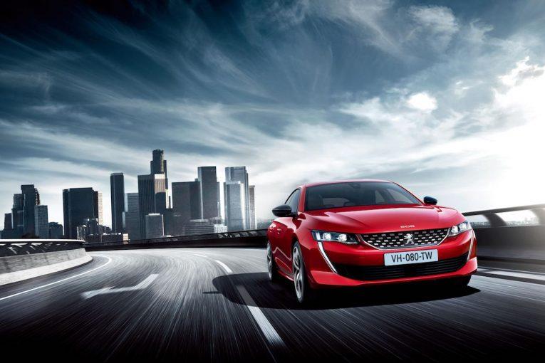 クルマ | プジョー、新世代フラッグシップ『508』日本仕様を3月20日から発売開始