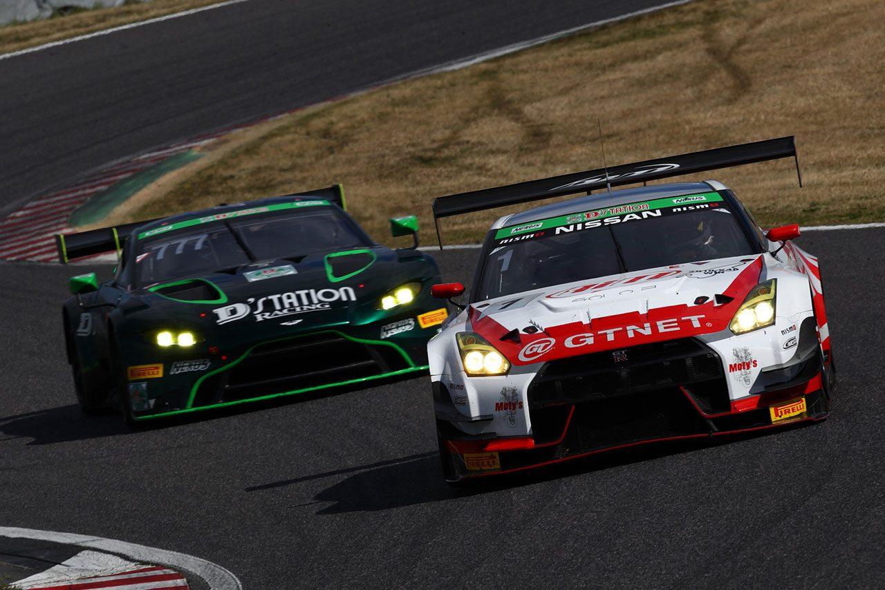 スーパー耐久開幕戦鈴鹿は新型バンテージGT3を駆る777号車D'stationがデビューウイン