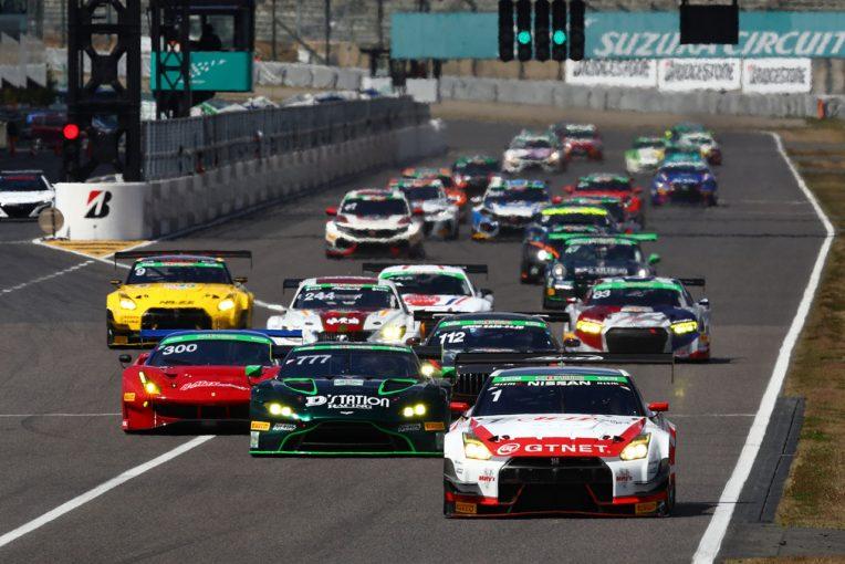 国内レース他 | スーパー耐久開幕戦鈴鹿は新型バンテージGT3を駆る777号車D'stationがデビューウイン