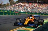 F1 | マクラーレン代表、新レギュレーションの内容次第でF1撤退と発言