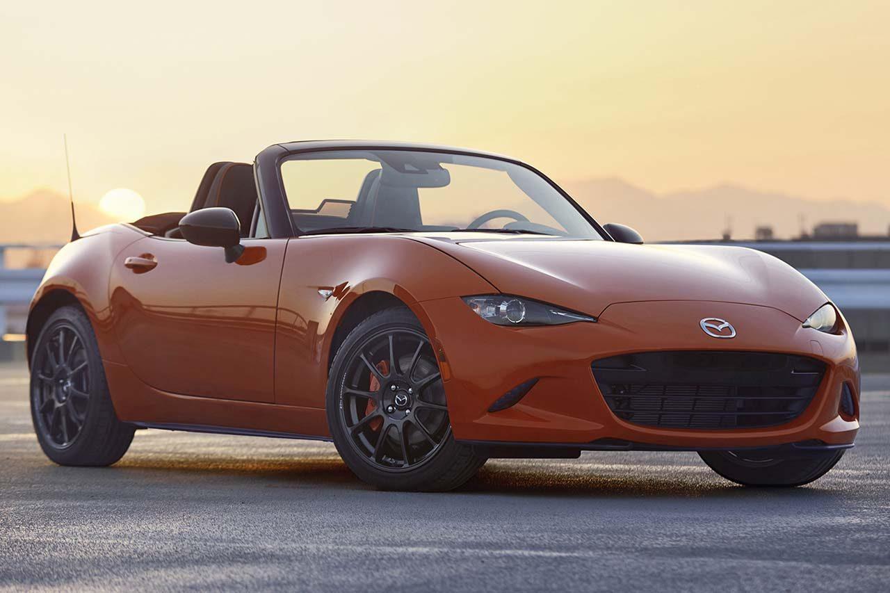 国内販売は合計150台。マツダ、『ロードスター30周年記念車』の商談予約受付を4月5日から開始