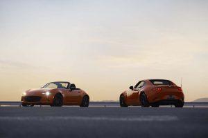 クルマ | 国内販売は合計150台。マツダ、『ロードスター30周年記念車』の商談予約受付を4月5日から開始