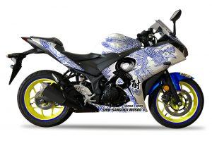 MotoGP | ヤマハYZF-R25/デザイン:鳳凰
