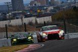 D'station Vantage GT3とGTNET GT3 GT-Rの戦い