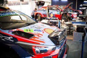 ラリー/WRC | 2019年、ヒュンダイは4名のドライバーをローテーションさせながらシーズンを戦っている