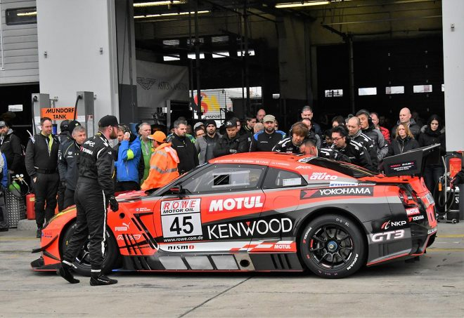 KONDO RacingのニッサンGT-RニスモGT3
