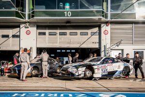 海外レース他 | VLN1:TOYOTA GAZOO Racing、ニュル24時間へ向け始動。レクサスLCが順調にスタートを切る