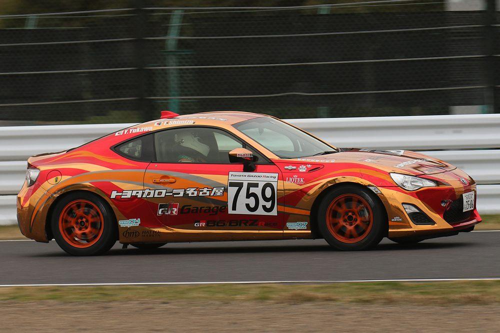ブリヂストン TGR 86/BRZ Race第1戦鈴鹿 レースレポート