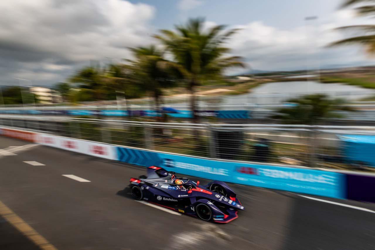 アウディ 2018/19フォーミュラE第6戦三亜E-Prix レースレポート