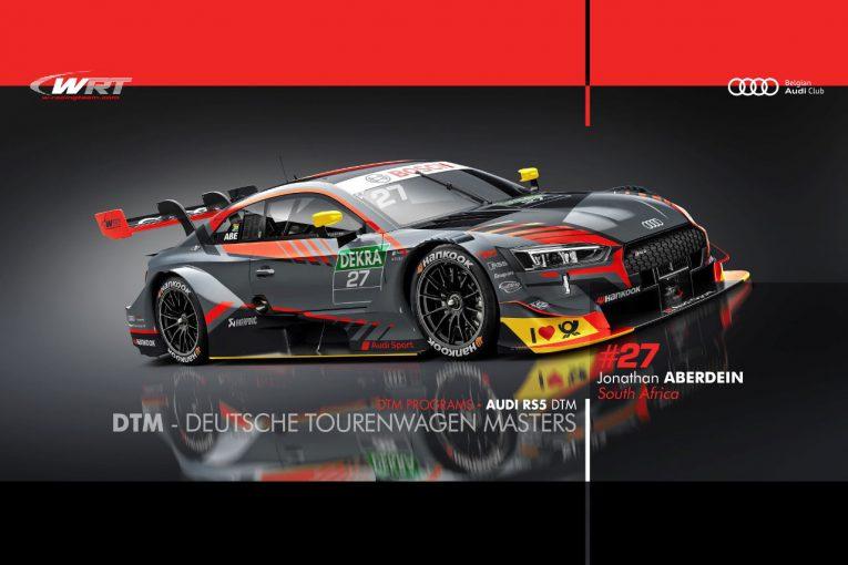 海外レース他 | チームWRTがDTM、ブランパンGTシリーズ、WTCR参戦車両のカラーリングを発表