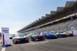 国内レース他 | 2019年開幕のTCRジャパンシリーズに向け初めてのテスト開催。11台がそろう