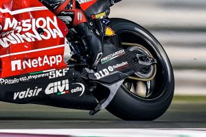 MotoGP | MotoGP開幕戦で4メーカーがドゥカティに抗議した理由。デスモセディチGPに付けられた新パーツの目的