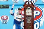 海外レース他 | NASCAR第6戦マーティンズビルを制したブラッド・ケゼロウスキー(フォード・マスタング)