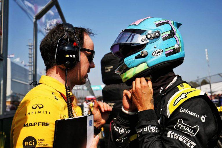 F1 | 母国GPは「忘れてしまいたい」結果に終わったリカルド。F1バーレーンGPでリベンジを誓う