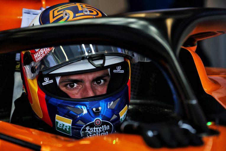 F1 | F1開幕戦リタイアのサインツJr.、「マシンパフォーマンスには期待できる部分もある」とバーレーンでの巻き返しを狙う