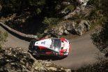 ラリー/WRC | 道幅のタイトさはツール・ド・コルスの特徴でもある(写真は2018年大会のもの)