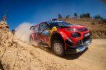 ラリー/WRC | 第3戦メキシコを制したセバスチャン・オジエ(シトロエンC3 WRC)