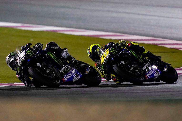 MotoGP | MotoGP開幕戦で浮き沈みが激しかったヤマハの問題点。「僕たちは多かれ少なかれ昨年と同じ」